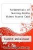 cover of Fundamentals of Nursing-Skills Videos Access Card (2nd edition)