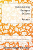 cover of Calculating Dosages Online - (2 Year Access) (1st edition)