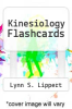 cover of Kinesiology Flashcards (4th edition)