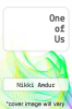 cover of One of Us