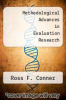 cover of Methodological Advances in Evaluation Research