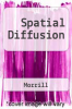 cover of Spatial Diffusion