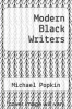 cover of Modern Black Writers