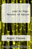 cover of Lope de Vega: Monster of Nature