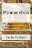 cover of Pinnocchio
