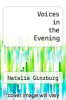 cover of Voices in the Evening