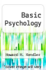 cover of Basic Psychology (3rd edition)