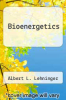 cover of Bioenergetics (2nd edition)