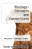 cover of Biology: Concepts and Connections (3rd edition)