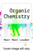 cover of Organic Chemistry (2nd edition)