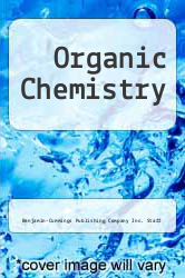 Cover of Organic Chemistry 3 (ISBN 978-0805366549)