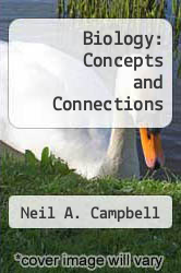 Cover of Biology: Concepts and Connections 5 (ISBN 978-0805371888)