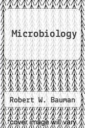 Cover of Microbiology EDITIONDESC (ISBN 978-0805376760)