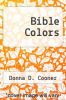 cover of Bible Colors