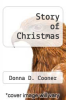cover of Story of Christmas