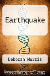 Cover of Earthquake EDITIONDESC (ISBN 978-0805440553)