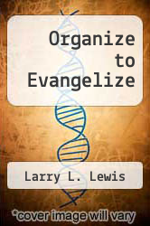 Cover of Organize to Evangelize EDITIONDESC (ISBN 978-0805462579)