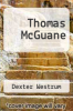 cover of Thomas McGuane