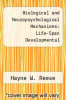 cover of Biological and Neuropsychological Mechanisms: Life-Span Developmental Psychology