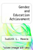 cover of Gender and Education Achievement