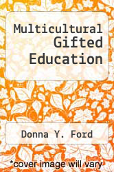 Cover of Multicultural Gifted Education EDITIONDESC (ISBN 978-0807738511)