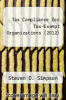 cover of Tax Compliance for Tax-Exempt Organizations (2012)