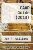 cover of GAAP Guide (2013)