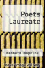 cover of Poets Laureate