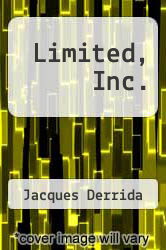 Cover of Limited, Inc. EDITIONDESC (ISBN 978-0810107878)