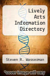Cover of Lively Arts Information Directory  (ISBN 978-0810303201)