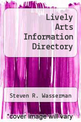 Cover of Lively Arts Information Directory 2 (ISBN 978-0810303218)