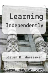 Cover of Learning Independently 3 (ISBN 978-0810303621)