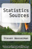 cover of Statistics Sources (10th edition)