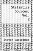 cover of Statistics Sources, Vol. 2 (15th edition)