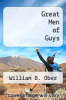 cover of Great Men of Guys