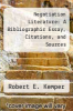 cover of Negotiation Literature: A Bibliographic Essay, Citations, and Sources