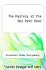 cover of The Mystery of the Boy Next Door