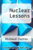 cover of Nuclear Lessons