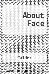 About Face A digital copy of  About Face  by Calder. Download is immediately available upon purchase!