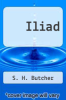 cover of Iliad