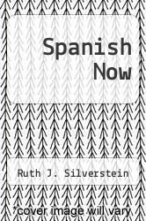 Cover of Spanish Now 4 (ISBN 978-0812009286)