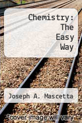 Cover of Chemistry: The Easy Way EDITIONDESC (ISBN 978-0812026245)