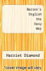 cover of Barron`s English the Easy Way (2nd edition)