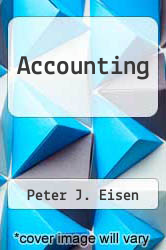 Cover of Accounting EDITIONDESC (ISBN 978-0812035742)
