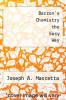 cover of Barron`s Chemistry the Easy Way (2nd edition)