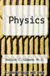Cover of Physics EDITIONDESC (ISBN 978-0812049213)