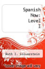 cover of Spanish Now: Level I (4th edition)