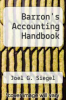 cover of Barron`s Accounting Handbook