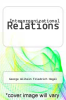 cover of Interorganizational Relations