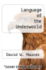 cover of Language of the Underworld